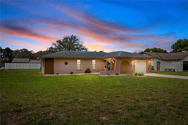1437 Bishop Road, Spring Hill, FL 34608 (MLS #W7822009) :: The A Team of Charles Rutenberg Realty