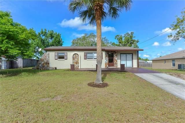 2309 Estill Avenue, Spring Hill, FL 34609 (MLS #W7822244) :: EXIT King Realty