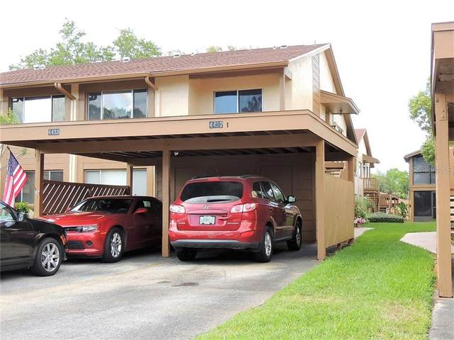 4437 Pelorus Drive, New Port Richey, FL 34652 (MLS #W7822262) :: Your Florida House Team