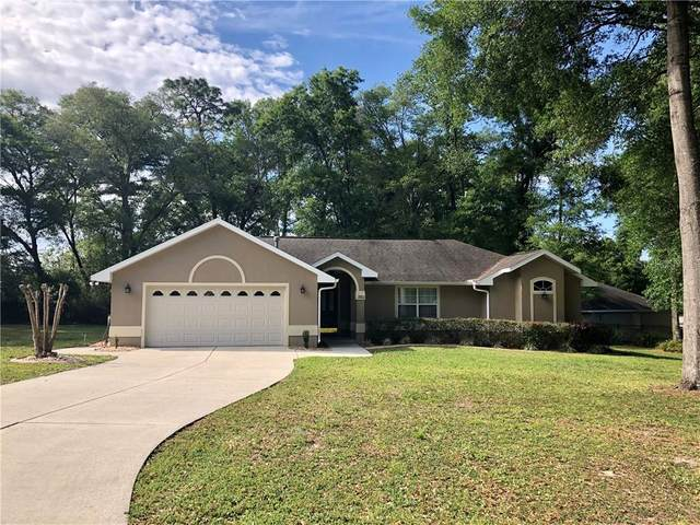 5011 NE 8TH Street, Ocala, FL 34470 (MLS #W7822274) :: Your Florida House Team