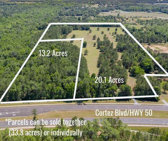 18008 Cortez Boulevard, Brooksville, FL 34601 (MLS #W7822284) :: Keller Williams Realty Peace River Partners