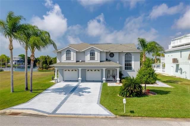 3455 Amberjack Drive, Hernando Beach, FL 34607 (MLS #W7822304) :: The Duncan Duo Team