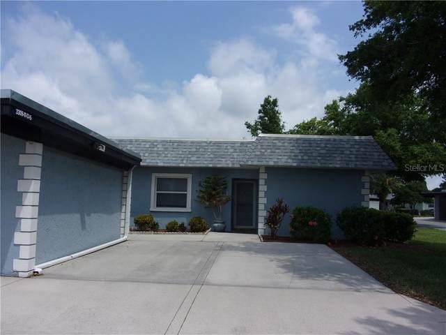 3309 Teeside Drive #4, New Port Richey, FL 34655 (MLS #W7822347) :: Baird Realty Group