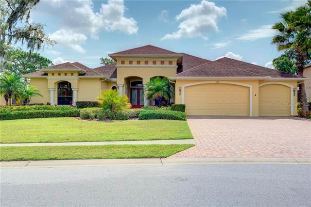 1340 Lake Polo Drive, Odessa, FL 33556 (MLS #W7822829) :: Griffin Group