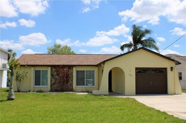7508 Hatteras Drive, Hudson, FL 34667 (MLS #W7823084) :: Team Buky