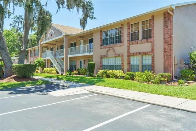 6619 Spring Flower Drive #21, New Port Richey, FL 34653 (MLS #W7823102) :: Team Bohannon Keller Williams, Tampa Properties