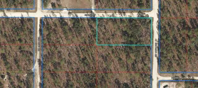 SW 148th Ave & SE 2n Se 148Th Ave & Se 2Nd St, Williston, FL 32696 (MLS #W7823153) :: The Figueroa Team