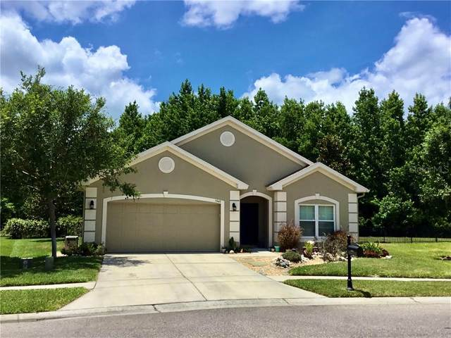 5643 White Trillium Loop, Land O Lakes, FL 34639 (MLS #W7823164) :: Team Bohannon Keller Williams, Tampa Properties