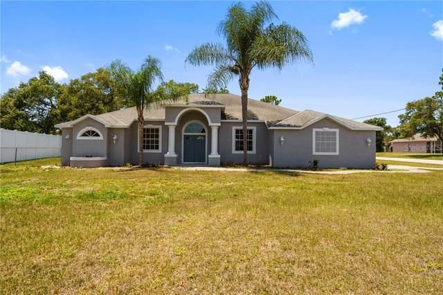 3250 Dow Lane, Spring Hill, FL 34609 (MLS #W7823409) :: Team Bohannon Keller Williams, Tampa Properties