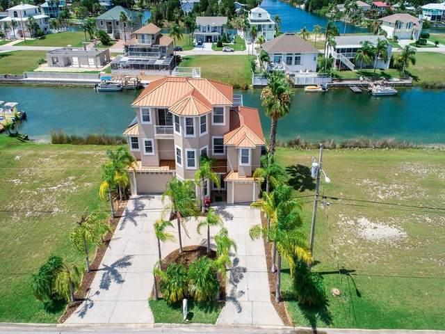 3455 Bluefish Drive, Hernando Beach, FL 34607 (MLS #W7823424) :: The Duncan Duo Team