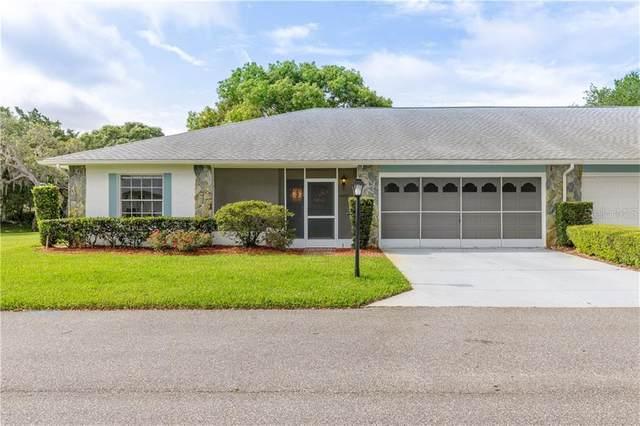 10909 Sandtrap Drive #10909, Port Richey, FL 34668 (MLS #W7823490) :: CENTURY 21 OneBlue