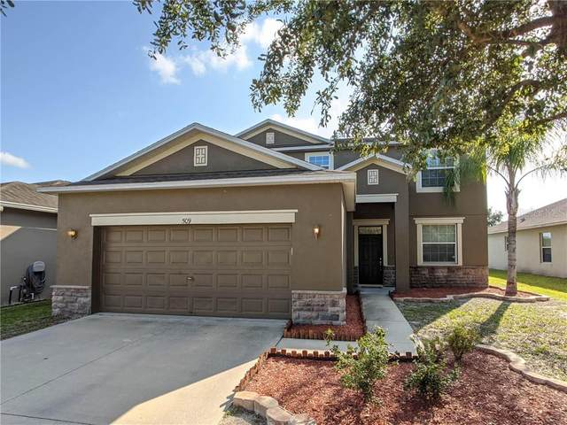 509 Winthrop Drive, Spring Hill, FL 34609 (MLS #W7823514) :: Griffin Group
