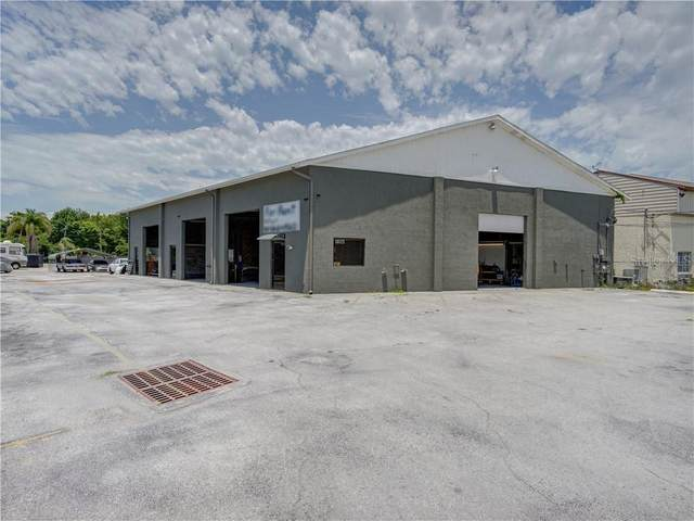 10121 Ridgeway Drive, Port Richey, FL 34668 (MLS #W7823520) :: Lockhart & Walseth Team, Realtors