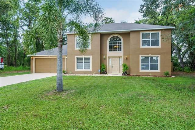 8295 Begonia Street, Spring Hill, FL 34608 (MLS #W7823541) :: Team Bohannon Keller Williams, Tampa Properties
