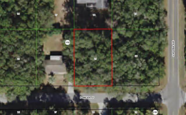 6261 E Oneida Street, Inverness, FL 34452 (MLS #W7823581) :: Premium Properties Real Estate Services