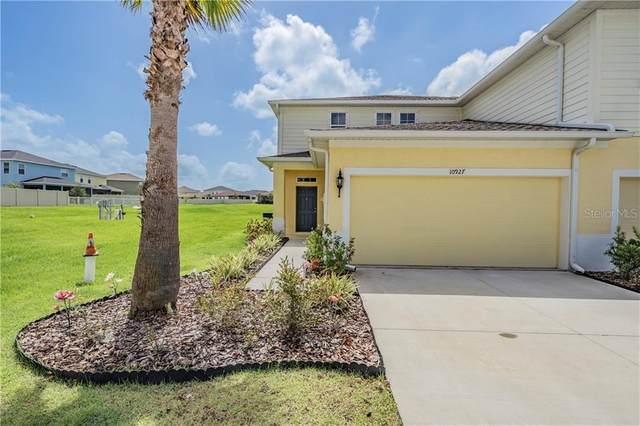 10927 Verawood Drive, Riverview, FL 33579 (MLS #W7823612) :: Pepine Realty