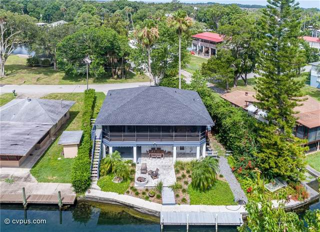 7264 Tropical Drive, Weeki Wachee, FL 34607 (MLS #W7823663) :: KELLER WILLIAMS ELITE PARTNERS IV REALTY