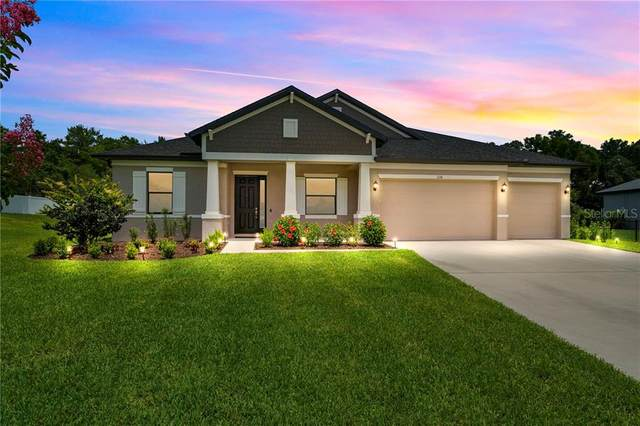 1138 Belvoir Way, Spring Hill, FL 34609 (MLS #W7823670) :: Griffin Group