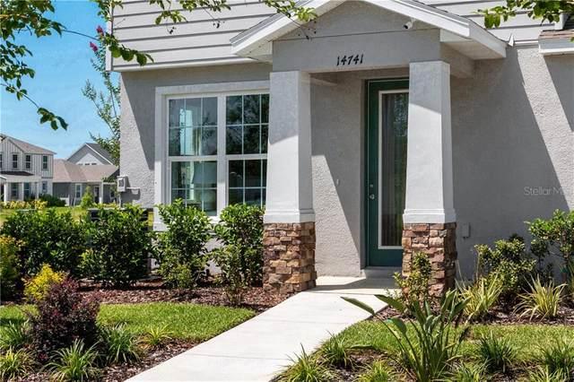 14735 Promenade Parkway, Odessa, FL 33556 (MLS #W7823758) :: Cartwright Realty