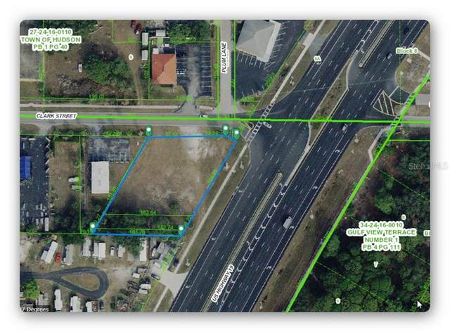 7100 Clark Street, Hudson, FL 34667 (MLS #W7823811) :: Griffin Group