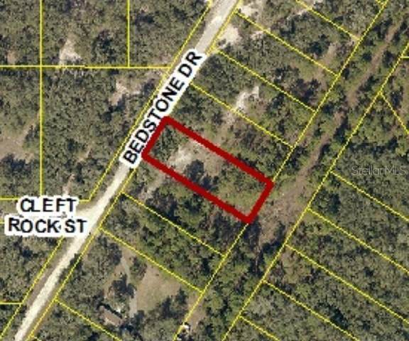 0 Bedstone Drive Lot 17, Webster, FL 33597 (MLS #W7823842) :: Realty Executives Mid Florida