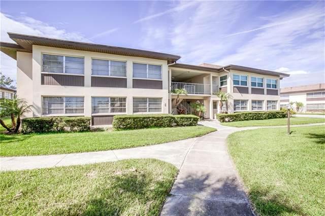 4854 Marine Parkway #104, New Port Richey, FL 34652 (MLS #W7824076) :: Premium Properties Real Estate Services