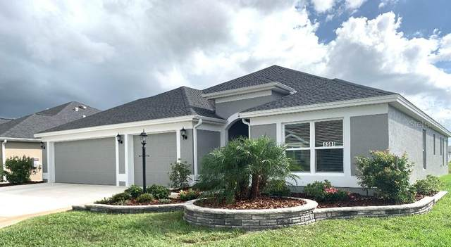 5581 Parkyn Path, The Villages, FL 32163 (MLS #W7824115) :: Realty Executives in The Villages