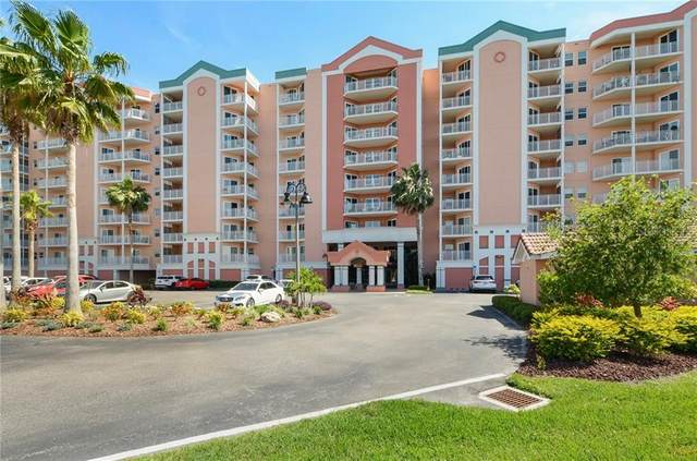 4516 Seagull Drive #703, New Port Richey, FL 34652 (MLS #W7824512) :: Pepine Realty