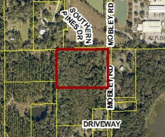 7471 Mobley Road, Brooksville, FL 34601 (MLS #W7824556) :: Griffin Group
