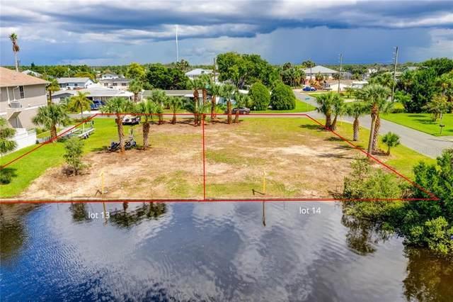 Lot 13 & 14 2ND ISLE Drive, Hernando Beach, FL 34607 (MLS #W7824575) :: Delta Realty Int