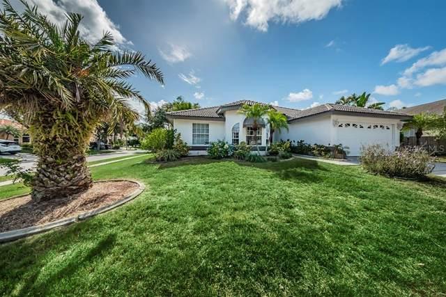 1005 Tradewinds Drive, Tarpon Springs, FL 34689 (MLS #W7824591) :: Premier Home Experts