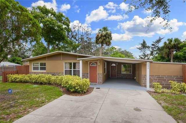 7044 Parison Drive, New Port Richey, FL 34653 (MLS #W7824610) :: Team Bohannon Keller Williams, Tampa Properties