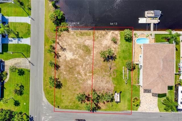 Lot 13 2ND ISLE Drive, Hernando Beach, FL 34607 (MLS #W7824694) :: Delta Realty Int