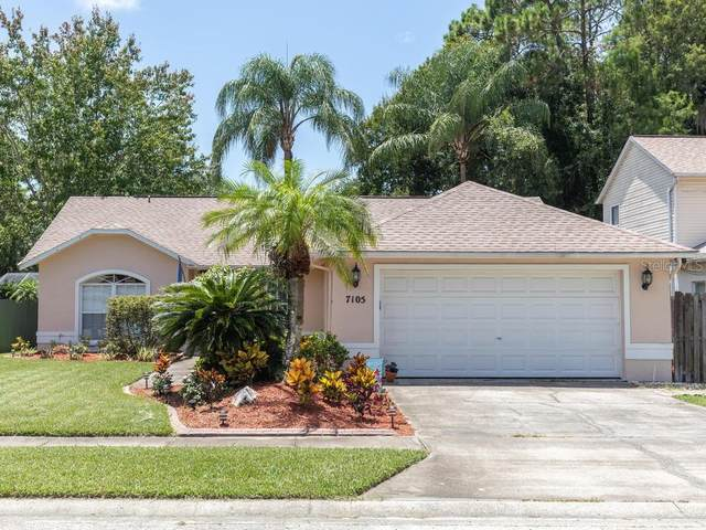 7105 Woodibis Drive, New Port Richey, FL 34654 (MLS #W7824767) :: Mark and Joni Coulter | Better Homes and Gardens