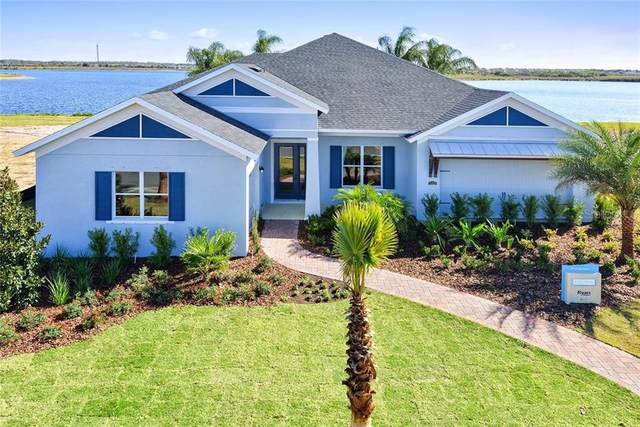 12317 Nora Grant Place, Riverview, FL 33579 (MLS #W7824768) :: Team Bohannon Keller Williams, Tampa Properties