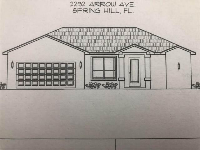 2292 Arrow Avenue, Spring Hill, FL 34609 (MLS #W7824771) :: Homepride Realty Services