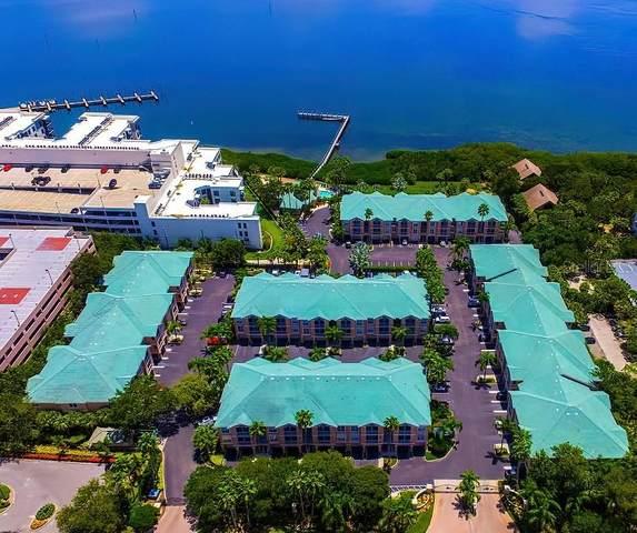 5103 Bay Club Circle #5103, Tampa, FL 33607 (MLS #W7825285) :: Team Bohannon Keller Williams, Tampa Properties