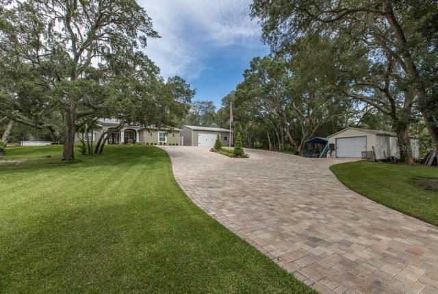 17745 Overstreet Lane, Spring Hill, FL 34610 (MLS #W7825294) :: Dalton Wade Real Estate Group