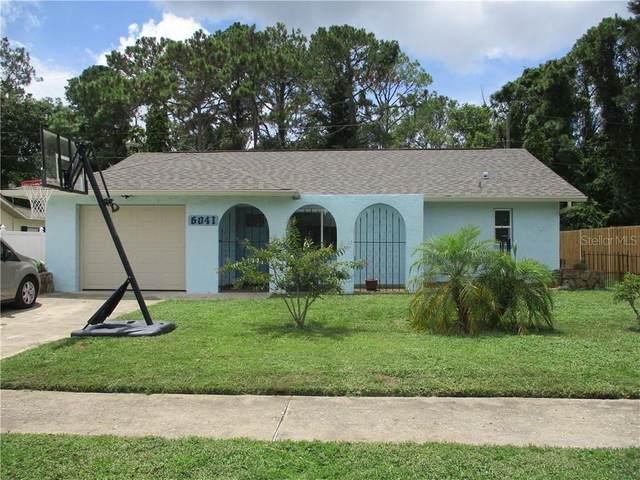 6041 Broken Arrow Drive, New Port Richey, FL 34653 (MLS #W7825490) :: Dalton Wade Real Estate Group