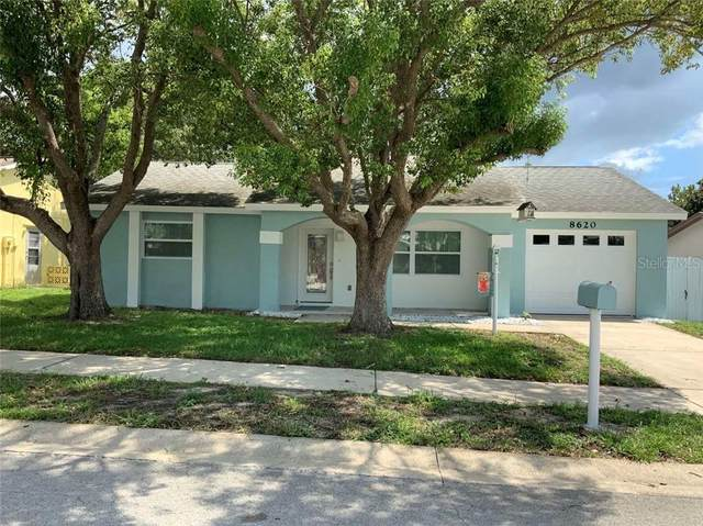 8620 Honeybee Lane, Port Richey, FL 34668 (MLS #W7825536) :: Team Bohannon Keller Williams, Tampa Properties