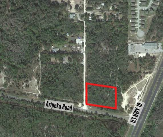 00 Aripeka Road, Aripeka, FL 34679 (MLS #W7825832) :: Young Real Estate