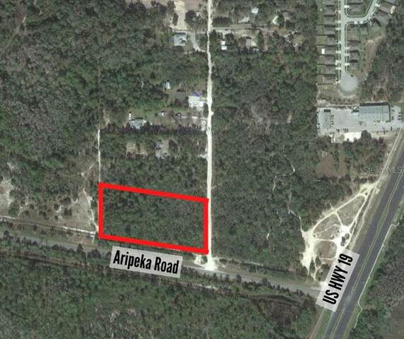00 Aripeka Road, Aripeka, FL 34679 (MLS #W7825833) :: Team Buky