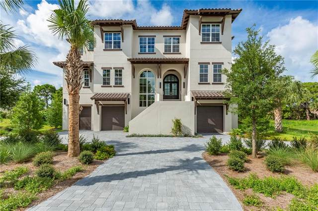 885 Seaview Circle #20, Crystal Beach, FL 34681 (MLS #W7826228) :: Griffin Group