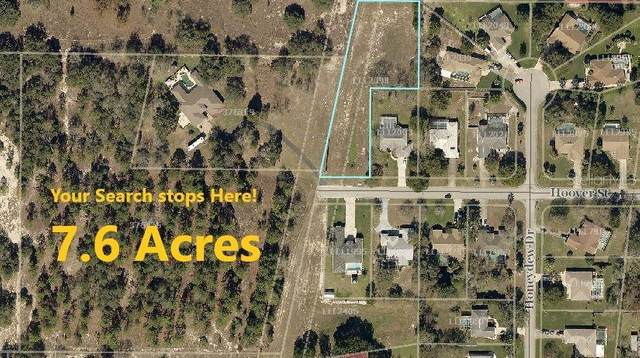 10150 Hoover Street, Spring Hill, FL 34608 (MLS #W7826358) :: Griffin Group