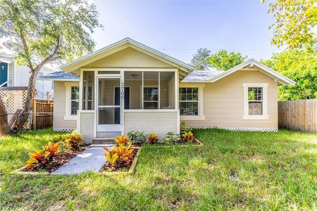 2700 25TH Avenue N, St Petersburg, FL 33713 (MLS #W7826374) :: Alpha Equity Team