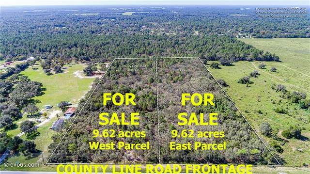 0 County Line (9.62 Acres West) Road, Spring Hill, FL 34610 (MLS #W7826409) :: Alpha Equity Team
