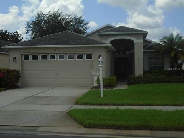 1327 Winding Willow Drive, Trinity, FL 34655 (MLS #W7826507) :: Delgado Home Team at Keller Williams