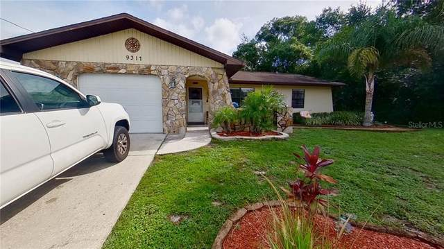 9317 Northcliffe Boulevard, Spring Hill, FL 34606 (MLS #W7826511) :: The Price Group
