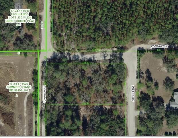 0 Picket Lane, Hudson, FL 34667 (MLS #W7826518) :: Cartwright Realty