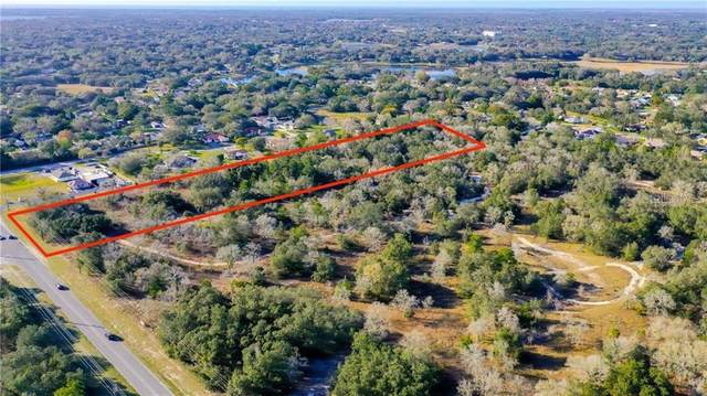 County Line Road, Spring Hill, FL 34608 (MLS #W7826550) :: Team Buky